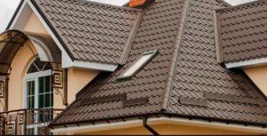 Металлочерепица – надежная защита вашего дома