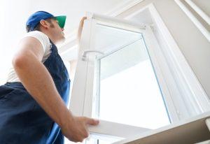Этапы монтажа пластикового окна