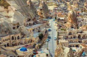 Что интересного можно посетить в Каппадокии?