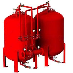 Бак дозатор: самый важный компонент в системе пенного пожаротушения