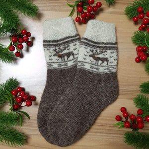 Как выбрать теплые носки на зиму?